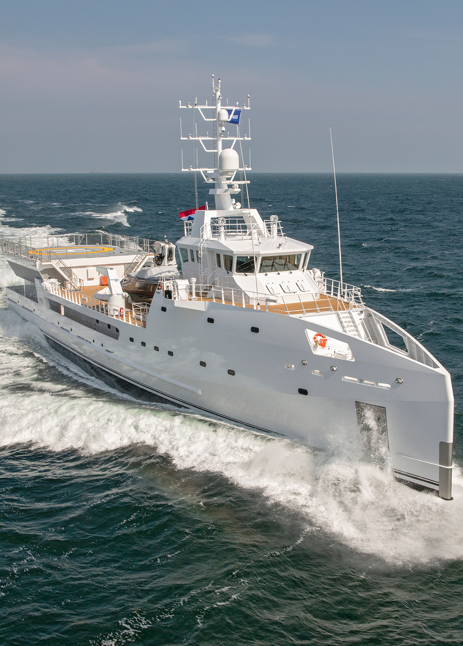 bow-view-of-69-metre-damen-superyacht-support-vessel-game-changer
