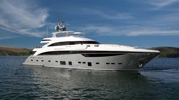 Princess And Camper Amp Nicholsons Sign Motor Yacht Imperial Princess For Sale Boat International