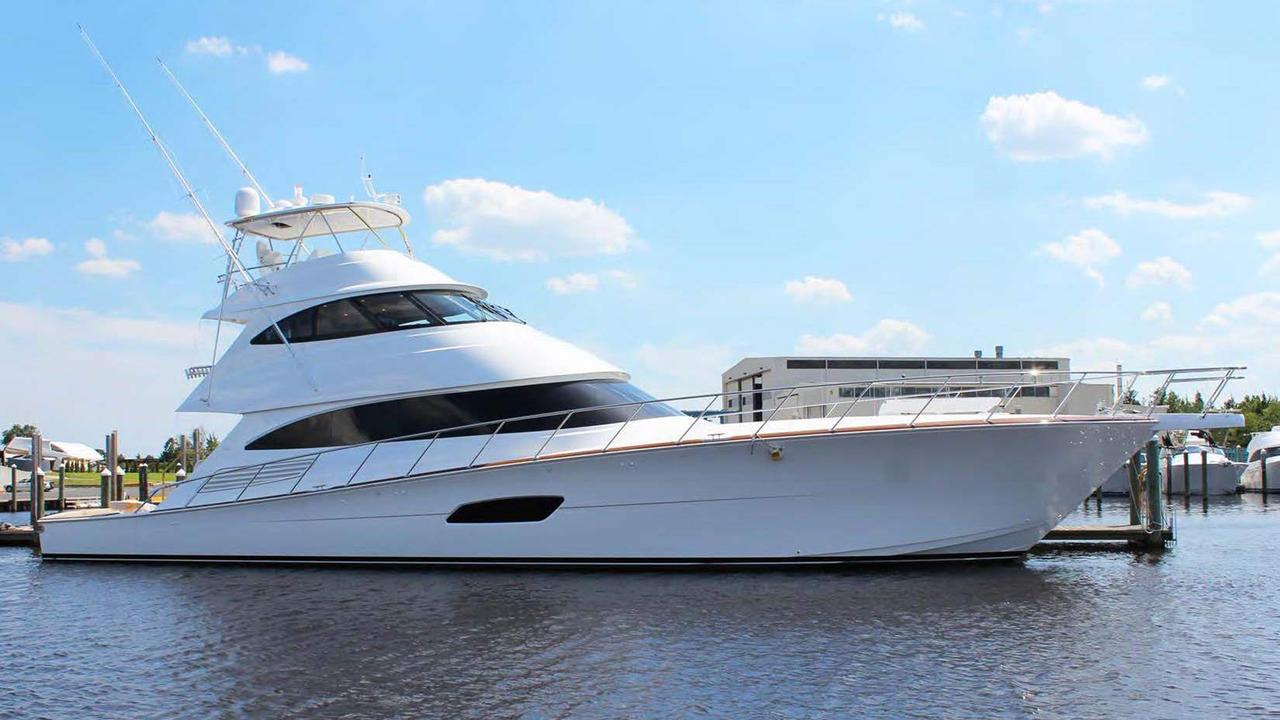 Viking Motor Yacht Mustang Sally Sold Boat International