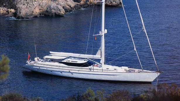 Price Drop On Sailing Yacht Aime Sea At Camper Nicholsons