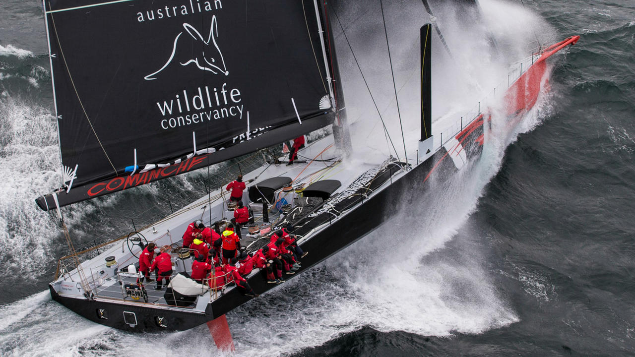 The speed awards already broken by Comanche | Boat International