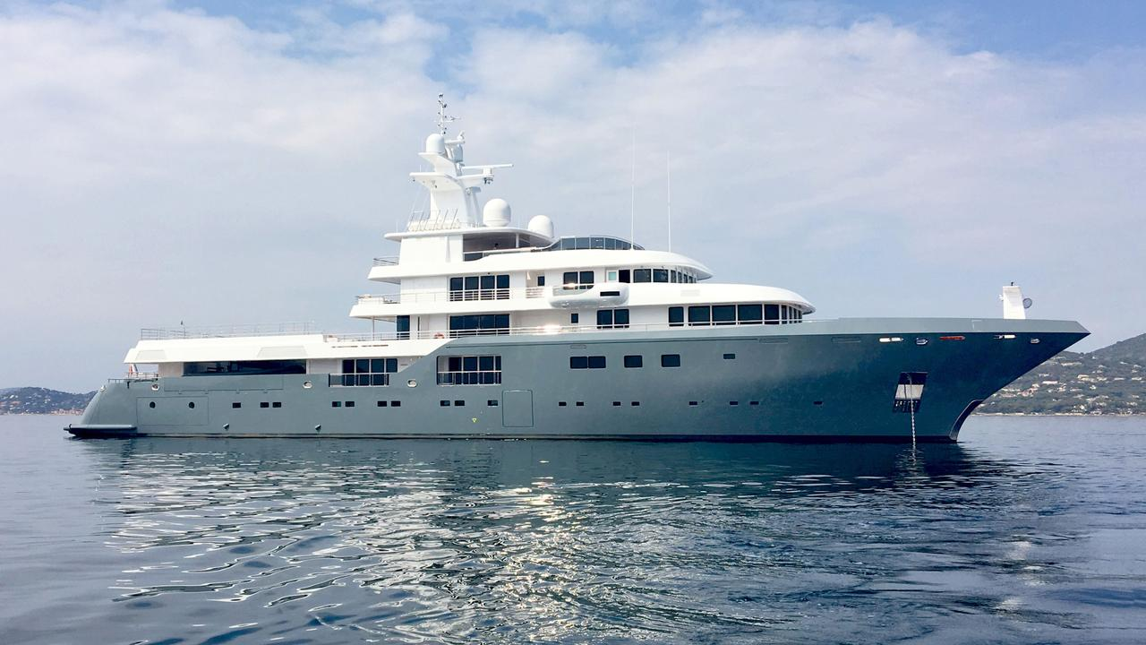 Italian Sea Group Flagship Yacht Planet Nine Has Been Delivered