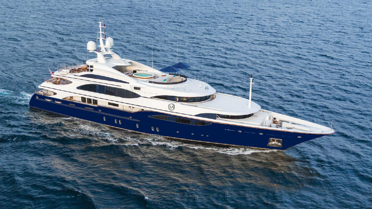 Benetti Motor Yacht Lady Michelle Now For Sale With Burgess Boat