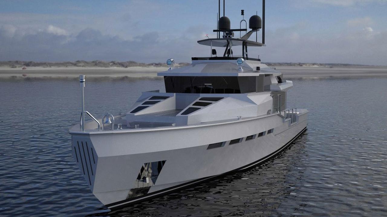 Tactical Custom Boats Sells Tactical 77 Project