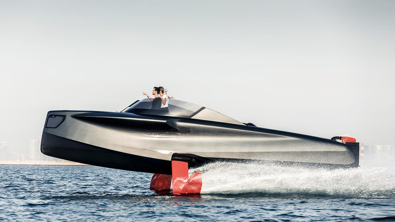 Smooth operator: Putting the new Foiler tender to the test | Boat International