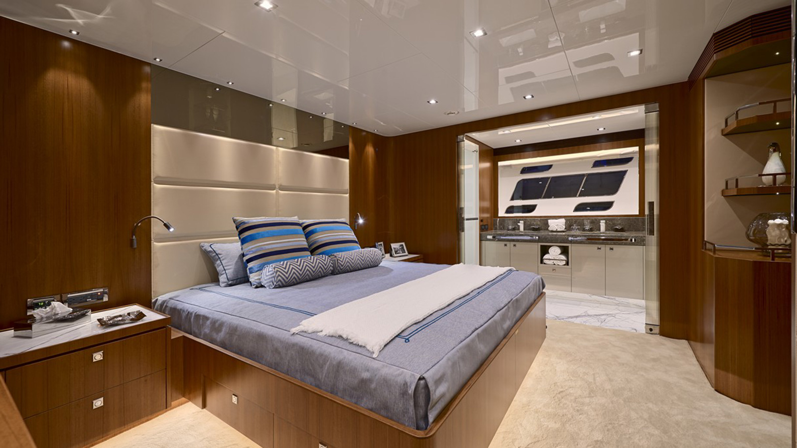 one-of-the-four-cabins-on-e88-motor-yacht-christine