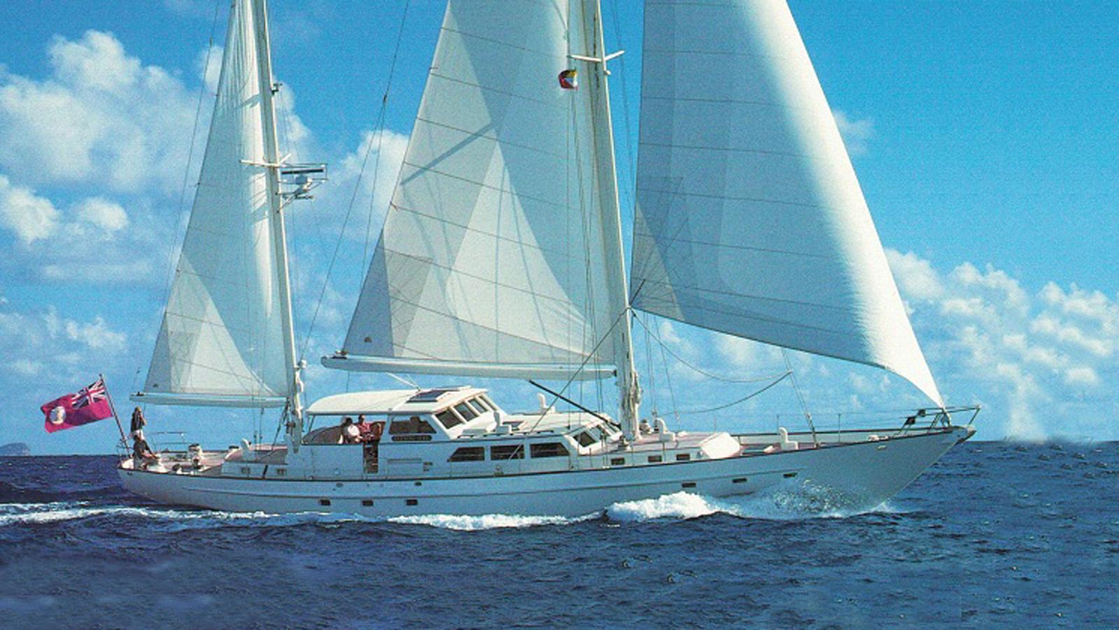 Evening Star - Palmer Johnson super yacht sold