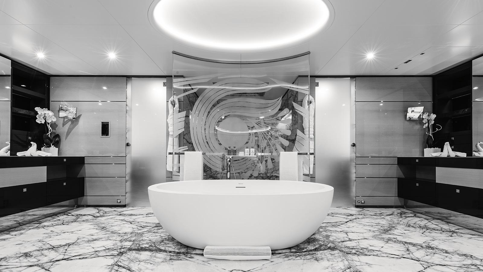 Irimari's elegant bathroom fit for royalty