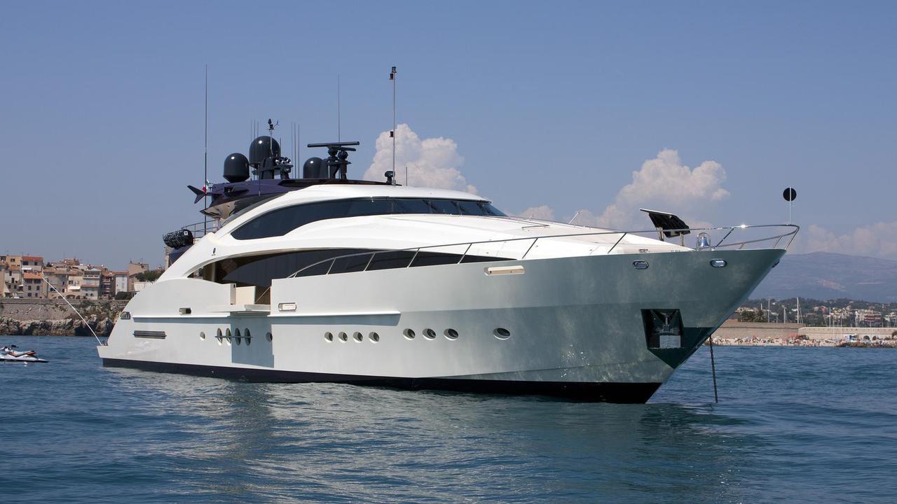 Palmer Johnson motor yacht Clifford II sold | Boat International