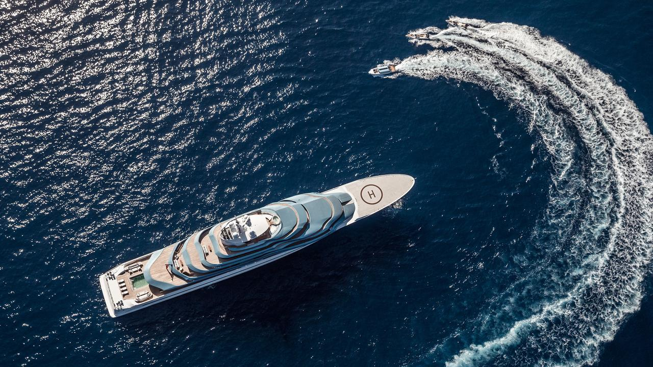 Jubilee Inside Oceanco S 110m Flagship Superyacht Boat International