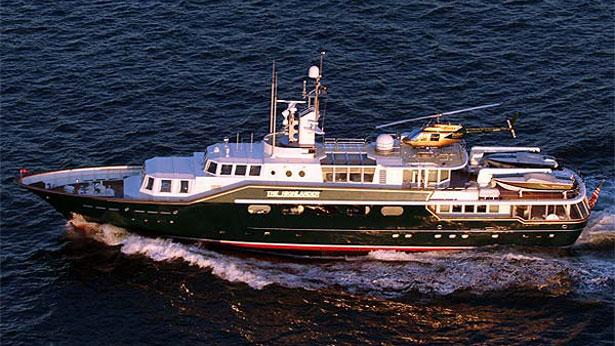 Another Price Reduction On Superyacht The Highlander At Bradford Marine Boat International