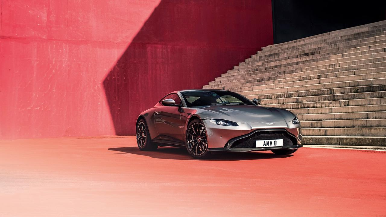 Winning formula: Inside the new Aston Martin Vantage