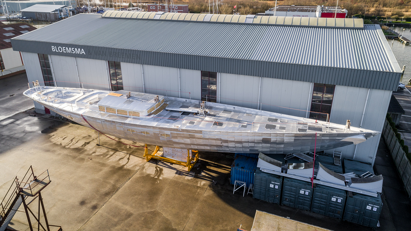 aerial-view-of-the-third-hoek-design-truly-classic-127-sailing-yacht