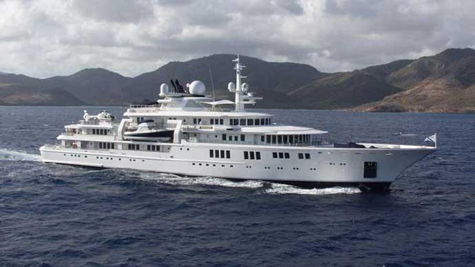 Fraser Yachts signs 92.38m superyacht Tatoosh for sale | Boat International