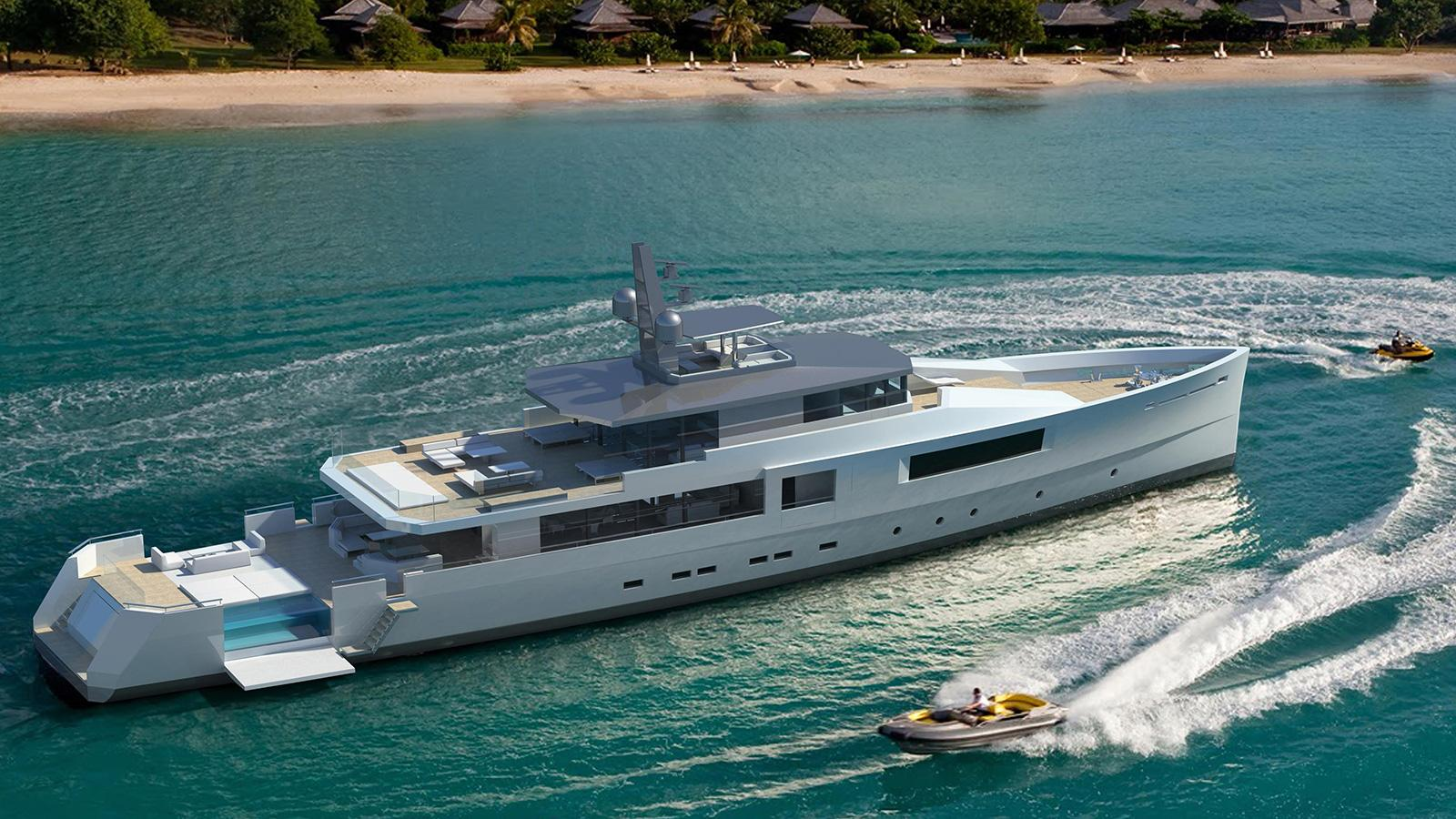 Expedition style motor yacht thread? - Sailing Anarchy - Sailing