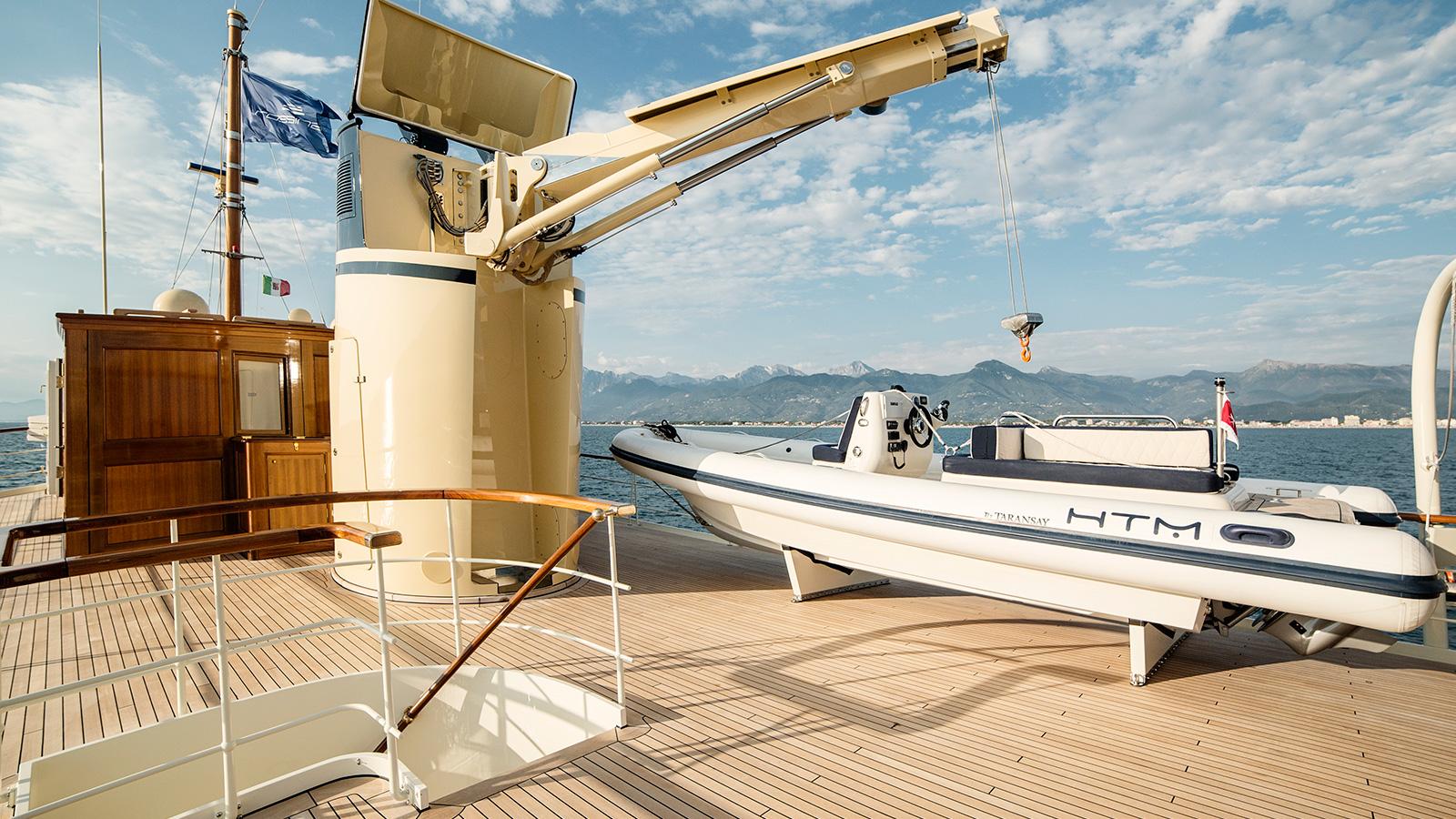 Taransay Yacht Tender