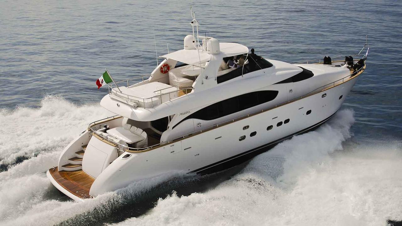 Maiora motor yacht Ma & Ma for sale   Boat International