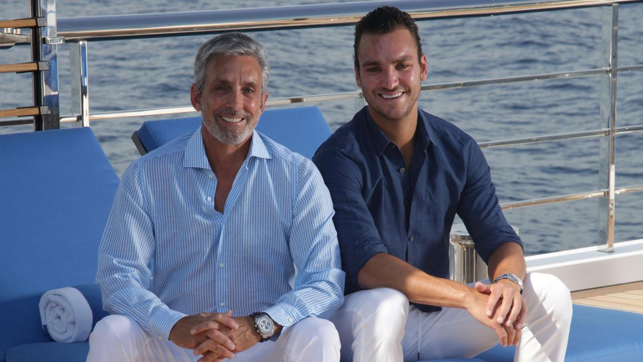 On board with Charles S Cohen, owner of 67m Benetti Seasense