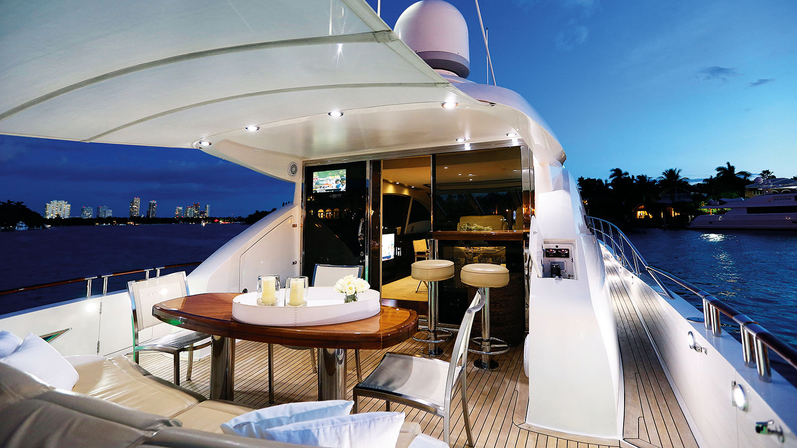 Downsizing: Superyacht owners on the joys of small boats