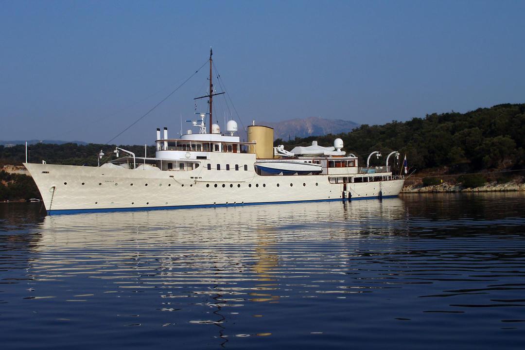 Classic Motor Yacht Marala Sold Boat International