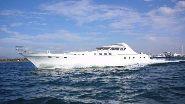 Arc Lite Power creates first superyacht hybrid conversion
