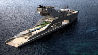 Superyachten concept  The most extreme superyacht concepts in the world | Boat International