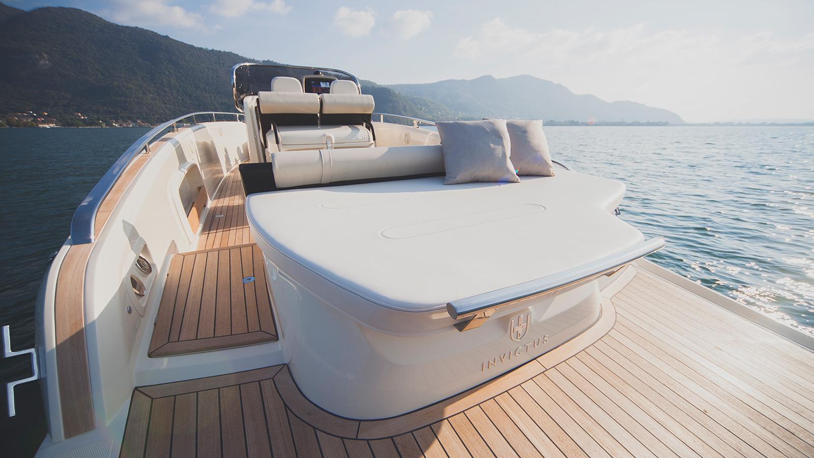 Invictus 280tt Yacht Cc
