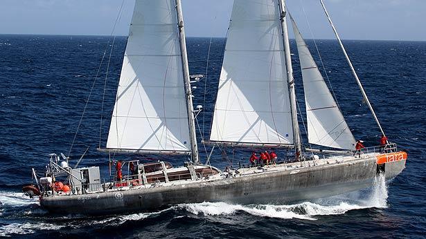 Explorer Sailing Yacht Tara Visits Paris Boat International