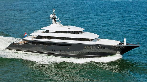 A new owner takes over Dutch superyacht builder ICON Yachts