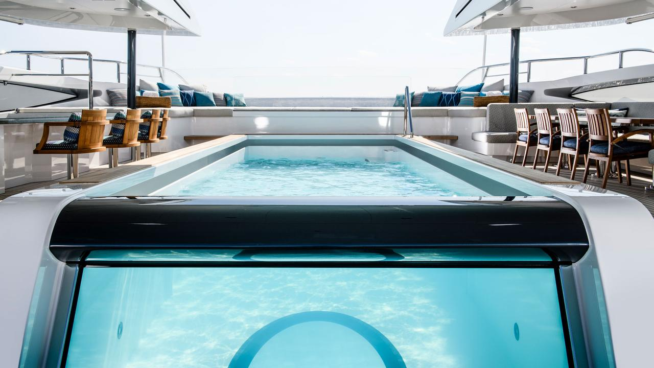The best superyacht pools in the world | Boat International
