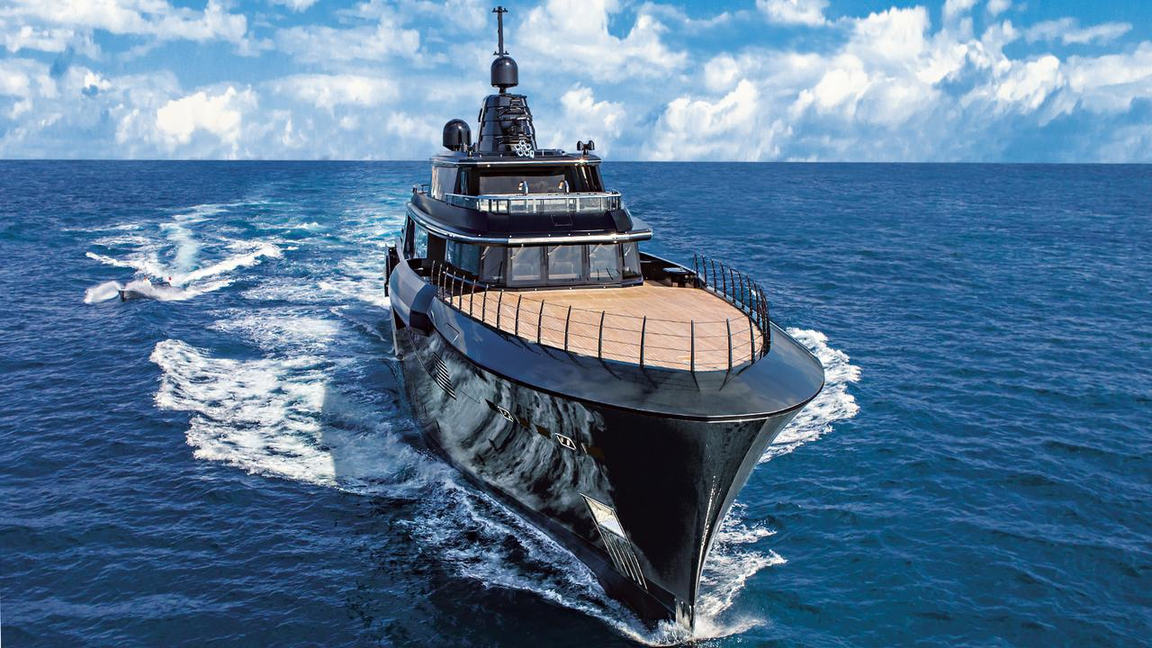 forward thinking  6 of the best superyacht foredecks
