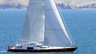 3m Price Cut On Alloy Sailing Yacht Georgia Boat International