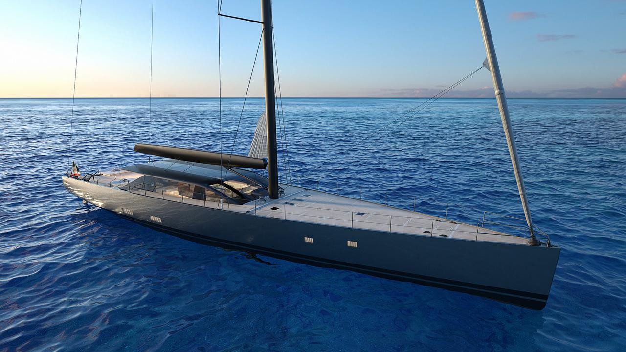 Perini Navi sells second 42 Project E-volution sailing yacht
