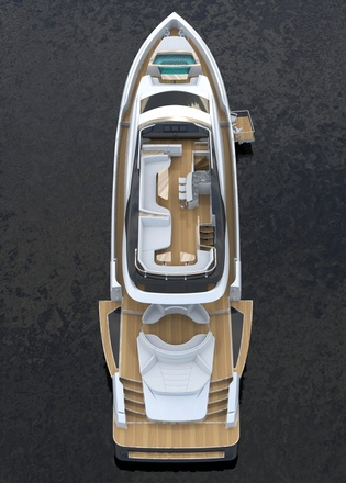 Lazzara Yachts Reveals 29 Metre Model Lsy 95 Boat