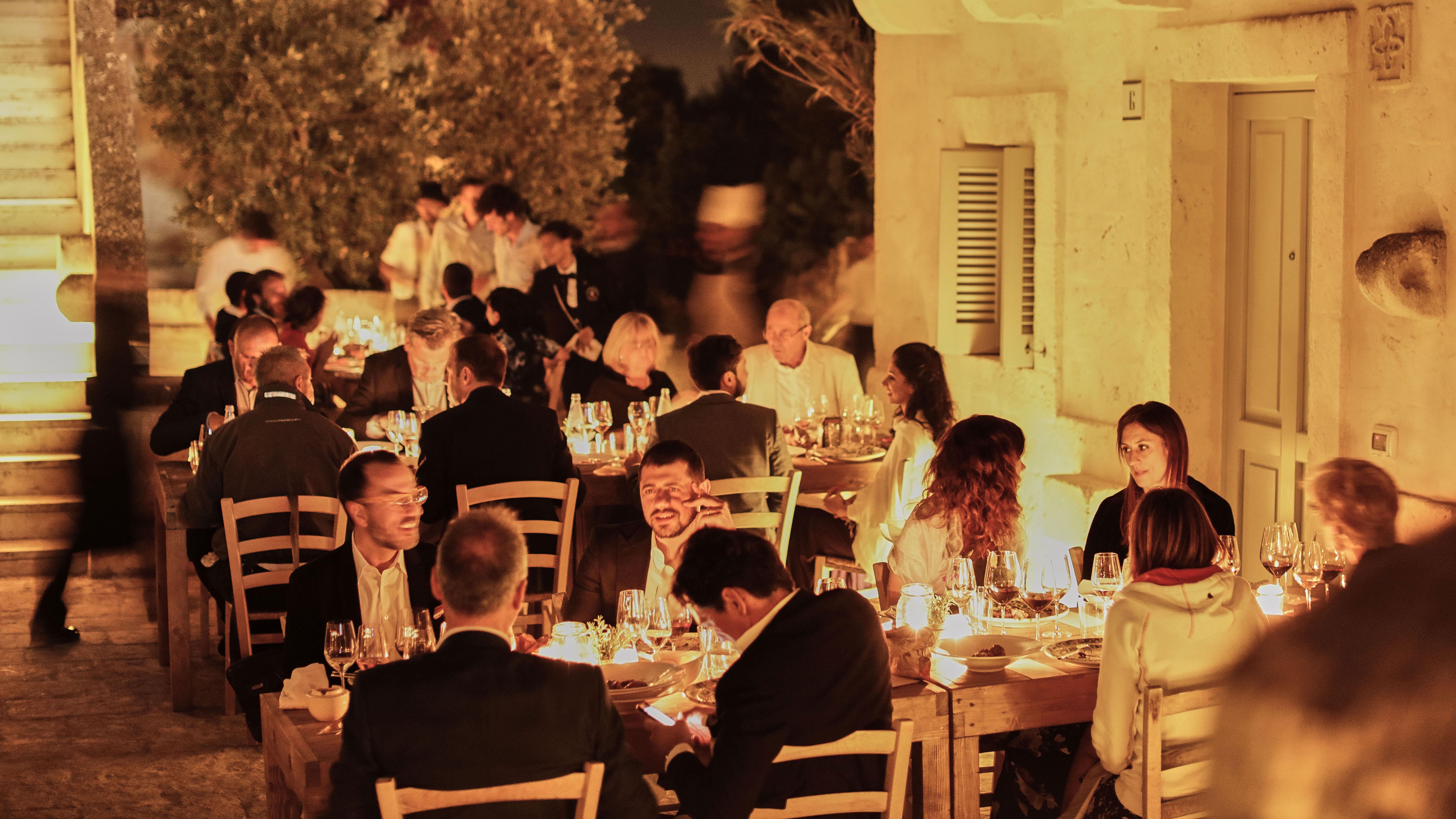 Azimut Gala Dinner