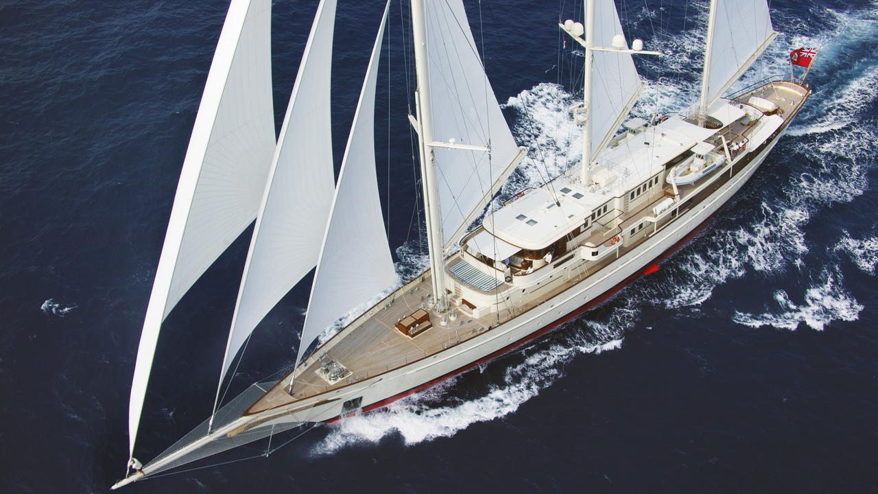 athena  inside the 79m royal huisman flagship yacht