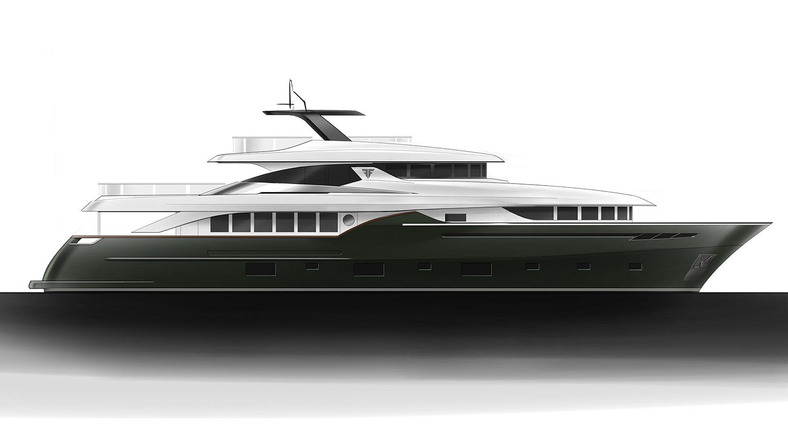 The new N35 Filippetti flagship