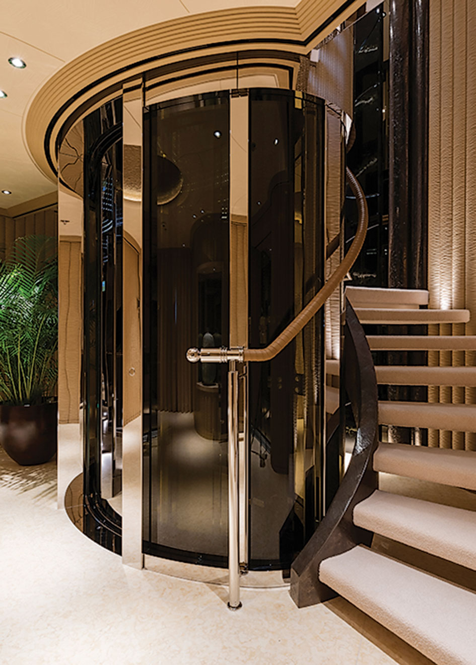 the-layout-on-abeking-and-rasmussen-super-yacht-romea-centres-around-this-stainless-steel-clad-elevator