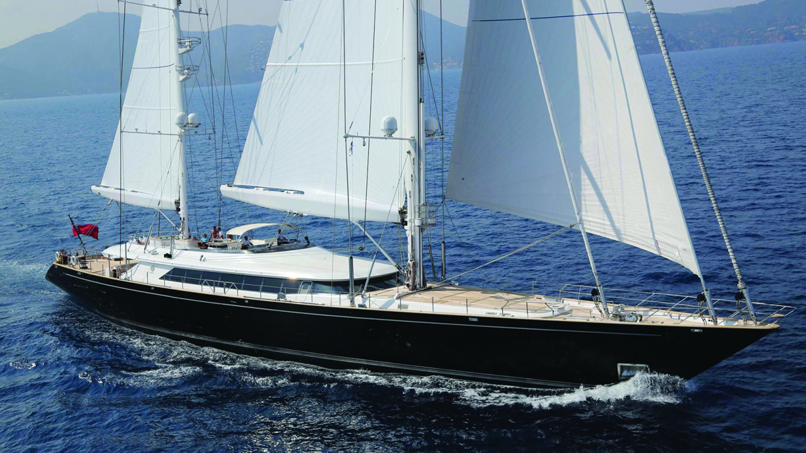 Race-yacht-for-charter-Parsifal-III