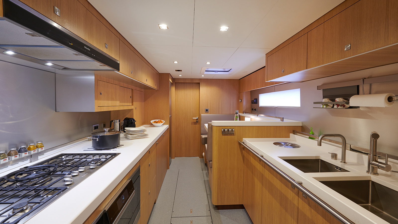 NDS-galley