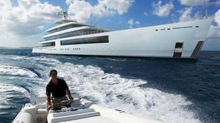 Sander Sinot Designs 110m Superyacht For A Balanced On Board