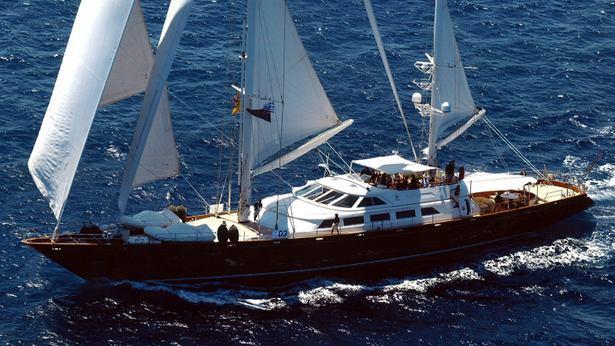 Sailing Superyacht Corelia For Sale At Yachtzoo
