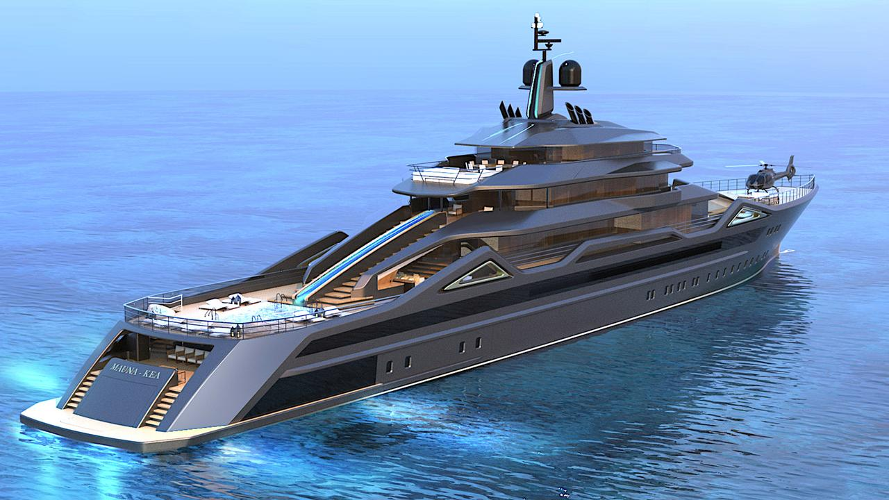 Superyachten concept  The most inspiring superyacht concepts in the world | Boat ...
