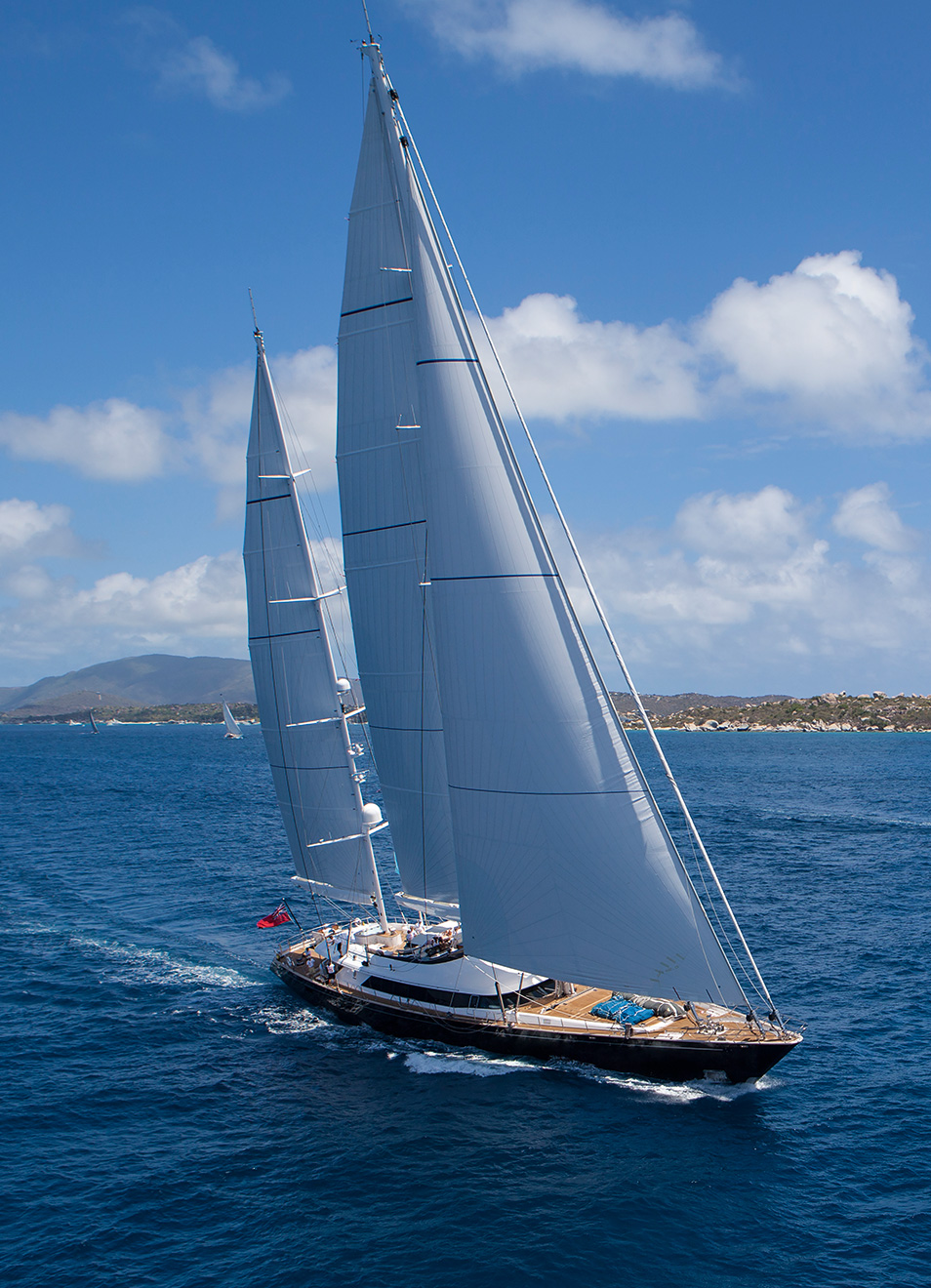 Sailing yacht Parsifal III