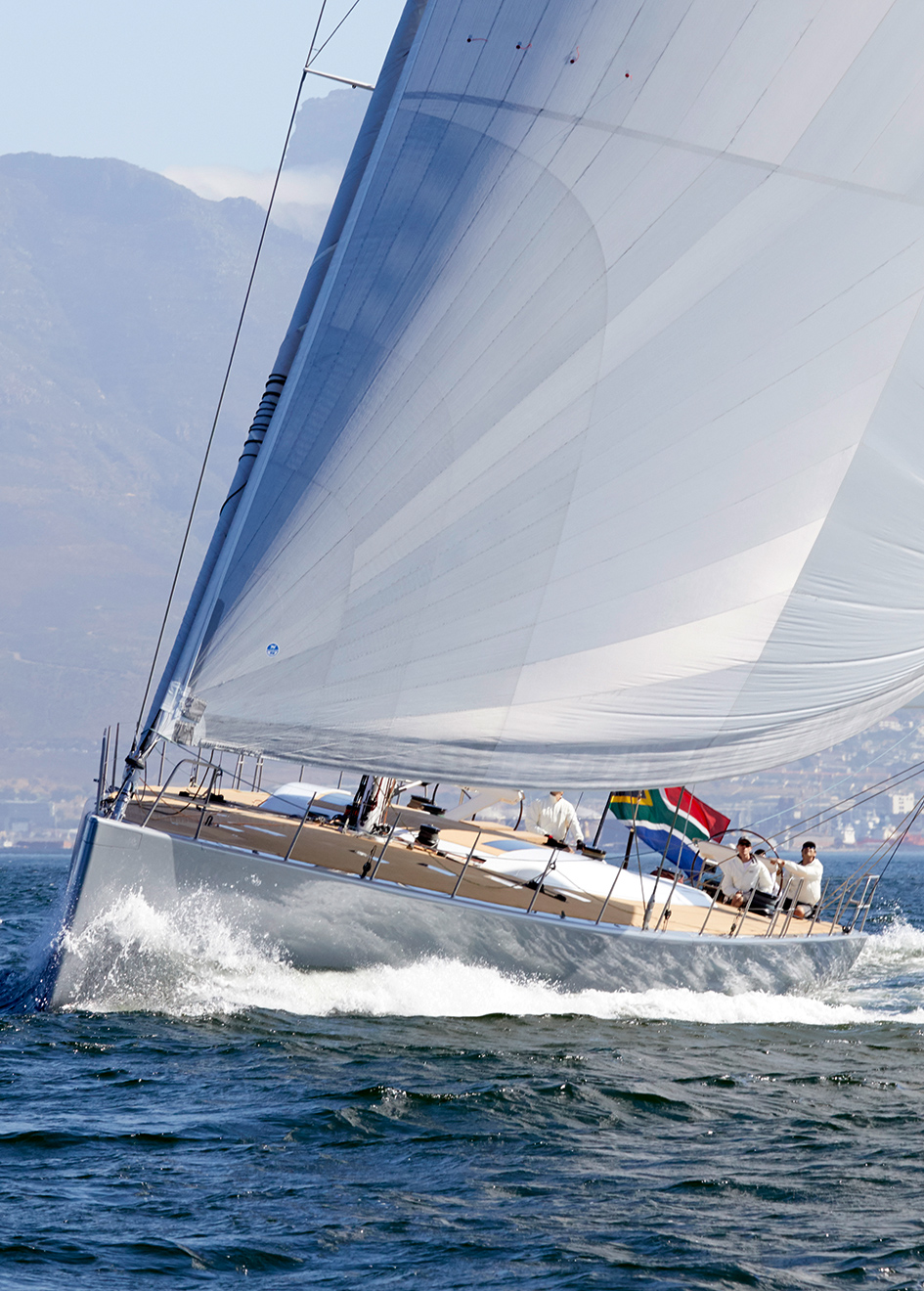 the-bow-of-the-custom-sailing-yacht-SW-RP90-by-southern-wind