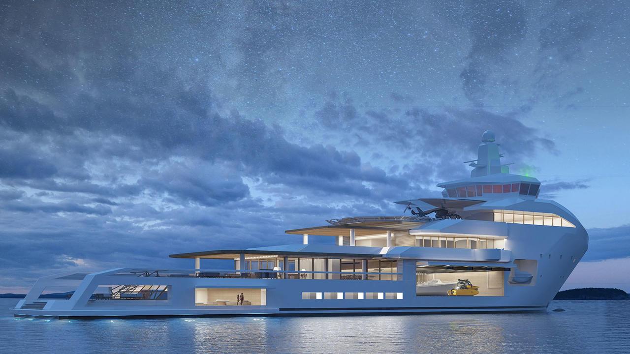 Yacht Interior Design Magazine