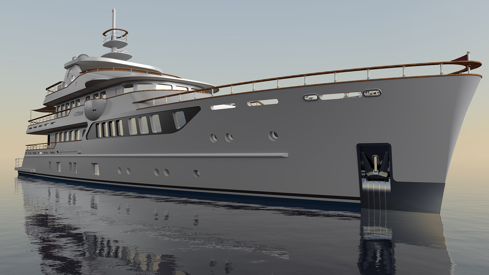 bow-view-of-project-meteor-by-mural-yachts
