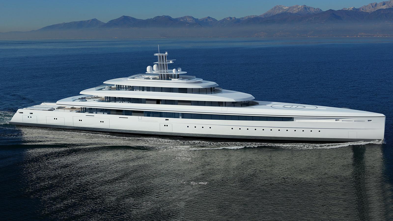 Superyacht concept Acquaintance