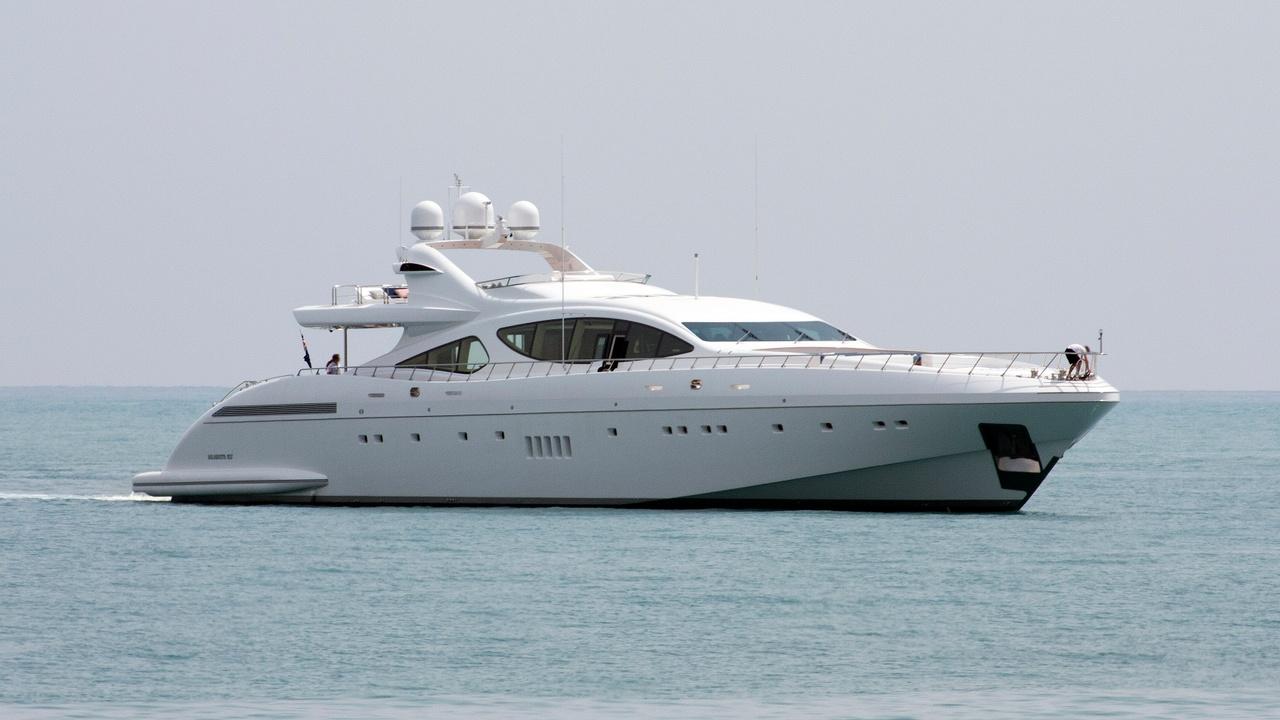 Mangusta Motor Yacht Samhan For Sale Boat International