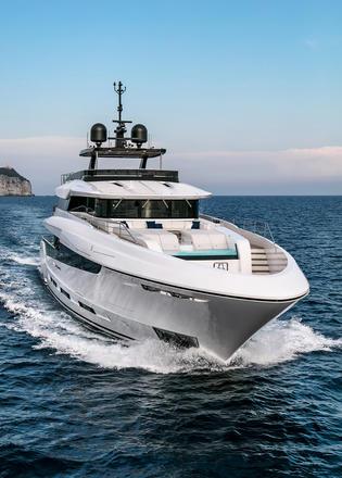 Namaste Inside Overmarine S First Tri Deck Superyacht